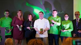Foto de Entregados los Premios Sakata a la excelencia gastronómica y los hábitos saludables