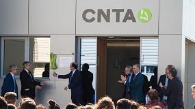 Foto de Jorge Jordana, el nuevo edificio de CNTA