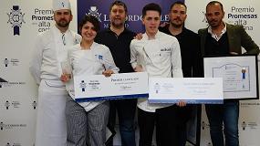 Foto de La VII Edicion Nacional del Premio Promesas de la Alta Cocina llega a Barcelona