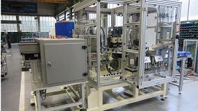 Foto de Máquinas especiales de ensamblaje automático para mayores cadencias de producción