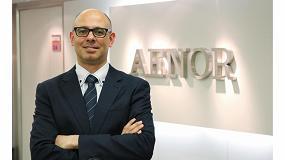 Foto de Pierpaolo Arca, director de Aenor en Italia