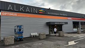 Foto de Optimus abre en Gipuzkoa un nuevo establecimiento de 10.000 m²