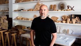 Foto de Entrevista a Josep Ferrando, arquitecto, docente y encargado del proyecto de la instalación efímera de BBConstrumat 2019