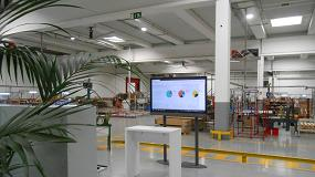 Foto de Germans Boada/RUBI se dota de control instantáneo en la serialización de las máquinas que fabrica con la solución Social MES by aggity