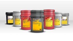 Foto de Blumaq comercializa los aceites y lubricantes Shell