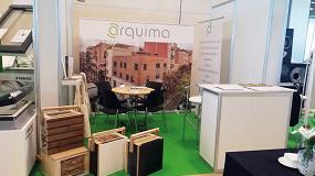 Foto de Arquima presenta su sistema constructivo en la 10ª Conferencia Española Passivhaus