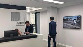 Foto de Savills Aguirre Newman instala su nueva sede en Málaga
