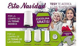 Foto de Nueva promoción de Tesy para la compra de termos eléctricos
