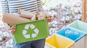 """Foto de Aspapel: """"La calidad del material para reciclar, nuevo reto de la economía circular del papel y cartón"""""""
