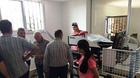 Foto de Conic System contribuye en la construcción del primer vivero moderno mecanizado en Siria