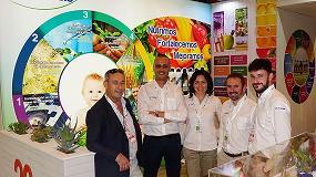 Foto de AEFA representa a la tecnología en agronutrición en Fruit Attraction