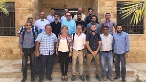 Foto de Tecnova firma dos convenios de colaboración con las principales instituciones de Jordania
