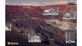 Foto de Epiroc adquiere parte de ASI Mining LLC, empresa dedicada a soluciones automatizadas para equipos mineros