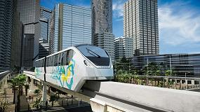 Foto de Bombardier mantendrá durante 20 años el monorraíl Bangkok