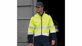 Foto de Result introduce el 'Soft Shell' imprimible en su gama Work-Guard