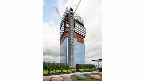 Foto de El vidrio arquitectónico que triunfa en los nuevos rascacielos de Nueva York se exhibirá en Madrid