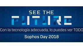 Foto de Sophos Day 2018 desvelará las nuevas ciberamenazas en España y su impacto en los dispositivos móviles
