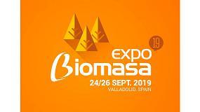 Foto de Expobiomasa 2019 se celebrará en Valladolid del 24 al 26 de septiembre
