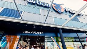 Foto de Urban Planet, reconocida como mejor cadena en centro comercial por la Asociación Española de Centros Comerciales