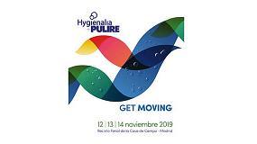 Foto de Hygienalia+Pulire convoca su quinta edición, que se celebrará los días 12, 13 y 14 de noviembre de 2019 en Madrid