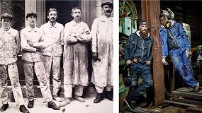 Foto de Vestuario laboral: pasado y presente