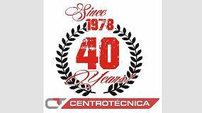 Foto de Centrotécnica lanza una promoción hasta fin de año con motivo de su 40 aniversario