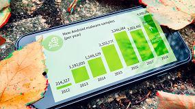 Foto de El cibercrimen libera 11.700 apps maliciosas diarias para Android