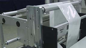 Foto de Clamco desarrolla una solución de serialización para sustratos difíciles con la impresora V320i de Domino
