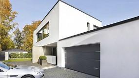 Foto de Puertas seccionales de garaje Hörmann, máximo espacio y diseño para el hogar