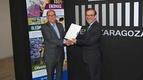 Foto de Oleomaq entrega el I Premio Excelencia y el I Premio Maestro de Almazara