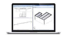 Foto de Klaes 3D, solución integral para cerramientos acristalados