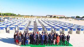 Foto de Sanimobel instala 400 contenedores antihurto en 71 municipios de Madrid