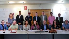 Foto de Anfapa participa en la reunión del CTN 138 de baldosas cerámicas.
