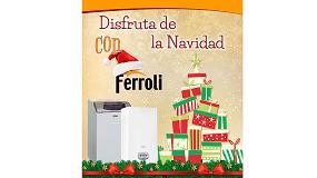 Foto de Ferroli se adelanta a la Navidad repartiendo premios entre sus instaladores