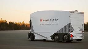 Foto de Ericsson, Einride y Telia desarrollan camiones autónomos eléctricos con 5G