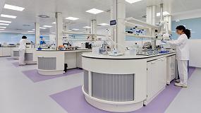 Foto de Tecnalia y la UPV/EHU inauguran el primer laboratorio 4.0 de Euskadi para la industria farmacéutica