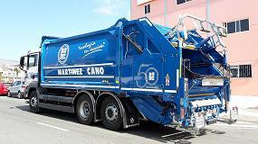 Foto de Martínez Cano mejora la recolección de los materiales reciclables secos en Gran Canaria y Tenerife