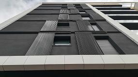 Foto de Primera promoción de vivienda colectiva de España certificada con calificación BREEAM Muy Bueno