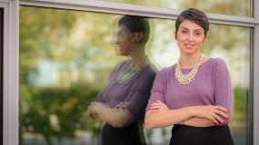Foto de Susana González, nueva presidenta de Rockwell Automation para la región EMEA