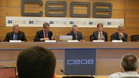 Foto de Las carencias en el Marcado CE del mercado de puertas automáticas, a debate en una jornada organizada por Fimpa y el Gobierno de la Comunidad de Madrid