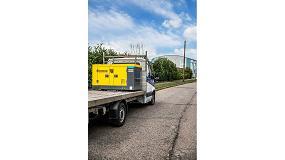 Foto de Atlas Copco amplía su gama de compresores neumáticos montados en camión