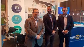 Foto de Murprotec participa en Construtec, el Salón Internacional de Materiales, Técnicas y Soluciones Constructivas