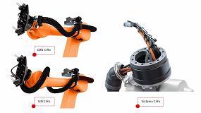 Foto de Gimatic Iberia presenta CiRo de RSP, una solución para el cableado interno de los robots