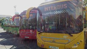 Foto de El Grupo Interbus sigue creciendo de la mano de Volvo Buses