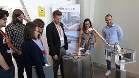 Foto de La capacidad del láser en innovadoras aplicaciones industriales toma protagonismo en la jornada de Aimen