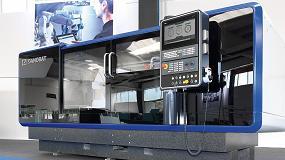 Foto de Danobat diseña un nuevo concepto de rectificadora sin centros para ofrecer la máxima rigidez y producción