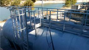 Foto de Remosa diseña, fabrica y suministra una estación para tratamiento de aguas residuales en superficie para el Canal de Isabel II en San Martin de Valdeiglesias