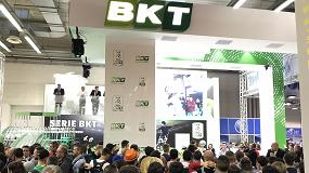Foto de BKT construirá en EE UU su primera fábrica fuera de India