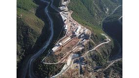 Foto de Acciona Construcción concluye con éxito las obras de desvío del río Tâmega, en Portugal