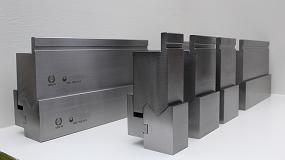 Foto de Metalmaq entrega un útil especial de plegadora para pliegues múltiples